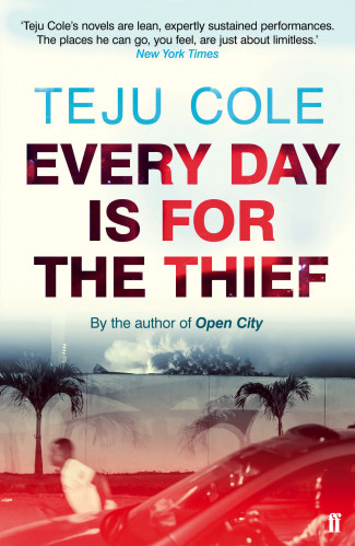 Everyday is for the thief book cover