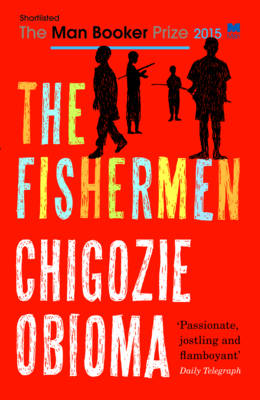 The fishermen book cover