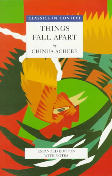Things fall apart book cover